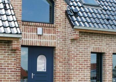 Réalisation menuiseries baie vitrée fenêtre sur mesureDB Créa Rambouillet