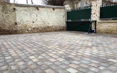 Pavage Dallage Rambouillet – Allée en pierre naturelle