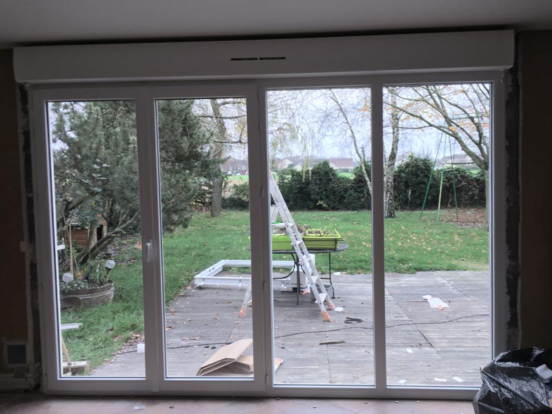 porte fenetre renovation